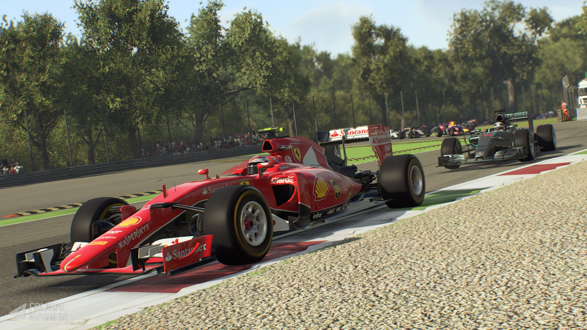 F1 2015 - Windows PC and Linux - Save 90% on Steam Key