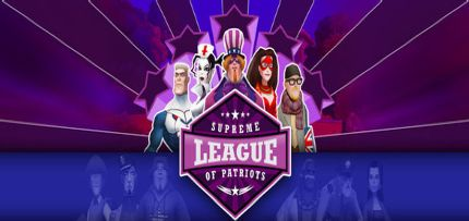 Supreme League of Patriots: Episodes 1 - 3