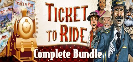 Ticket to Ride - Complete