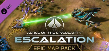 Ashes of the Singularity: Escalation - Epic Map Pack