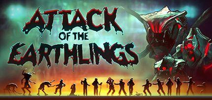 Attack of the Earthlings Game for Windows PC, Mac and Linux