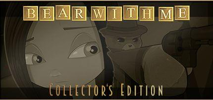 Bear With Me - Collector's Edition Game for Windows PC, Mac and Linux