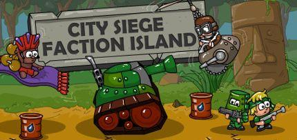 City Siege: Faction Island Game for Windows PC