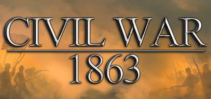 Civil War: 1863 Game for Windows PC and Mac