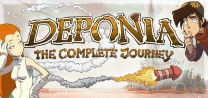 Deponia: The Complete Journey Game for Windows PC, Mac and Linux