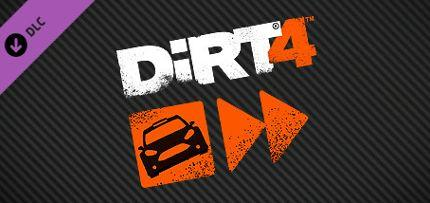 DiRT 4 Team Booster Pack DLC