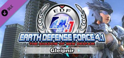 EARTH DEFENSE FORCE 4.1: Gleipnir