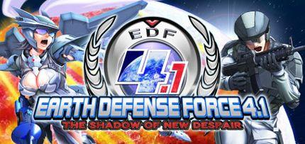 EARTH DEFENSE FORCE 4.1 The Shadow of New Despair Game for Windows PC