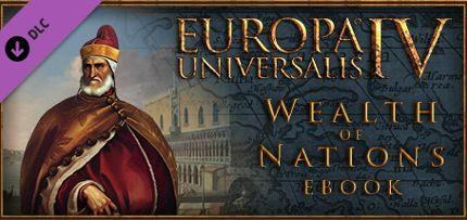 Europa Universalis IV: Wealth of Nations E-book