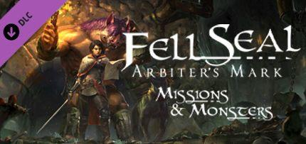 Fell Seal: Arbiter's Mark - Missions and Monsters
