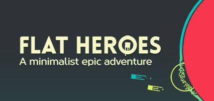 Flat Heroes Game for Windows PC, Mac and Linux
