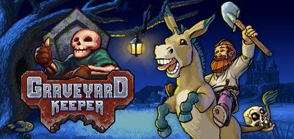 Graveyard Keeper Game for Windows PC, Mac and Linux