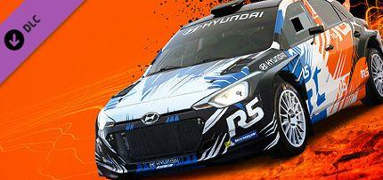 DiRT 4 Hyundai R5 Rally Car DLC