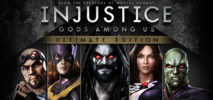 Injustice: Gods Among Us Ultimate Edition Game for Windows PC