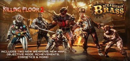 Killing Floor 2 - Digital Deluxe Edition Game for Windows PC
