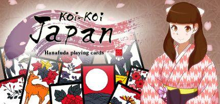 Koi-Koi Japan - Hanafuda playing cards
