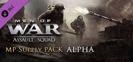Men of War: Assault Squad - MP Supply Pack Alpha DLC