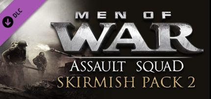 Men of War: Assault Squad - Skirmish Pack 2 DLC