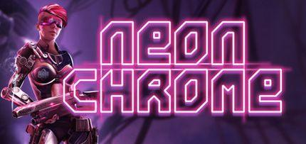 Neon Chrome Game for Windows PC, Mac and Linux