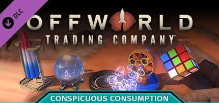 Offworld Trading Company - Conspicuous Consumption DLC