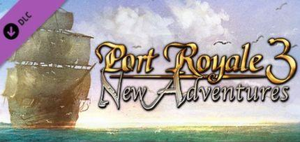 Port Royale 3: New Adventures DLC