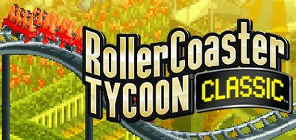 RollerCoaster Tycoon Classic Game for Windows PC and Mac