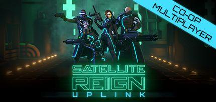 Satellite Reign Game for Windows PC, Mac and Linux