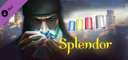 Splendor - The Strongholds
