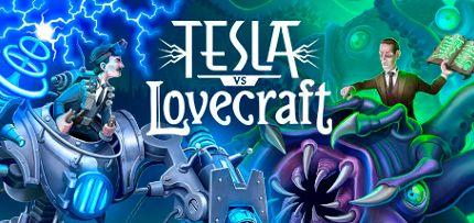 Tesla vs Lovecraft Game for Windows PC, Mac and Linux