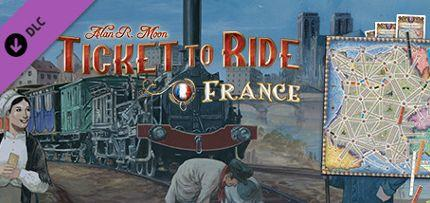 Ticket to Ride - France