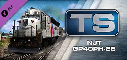 Train Simulator: NJ TRANSIT GP40PH-2B Loco Add-On