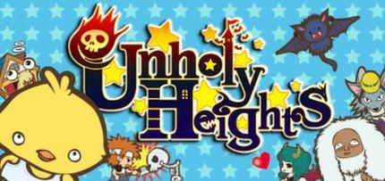 Unholy Heights Game for Windows PC