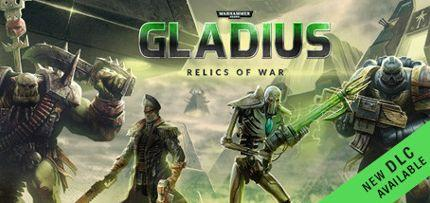Warhammer 40,000: Gladius - Relics of War Game for Windows PC and Linux