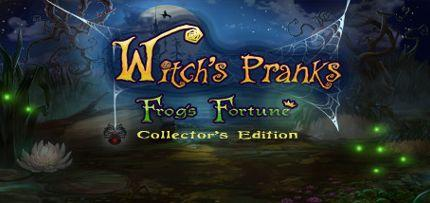 Witch's Pranks: Frog's Fortune Collector's Edition